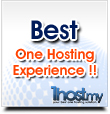 Best One Hosting Experience !!